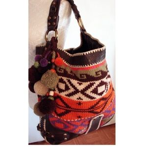 Isabelle Fiore Rare Knit Bag